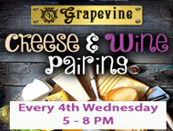 Dallas Wine and Cheese Pairing