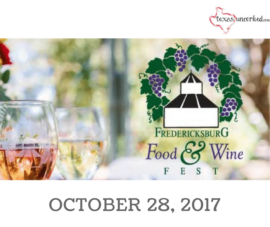 Fredericksburg Food and Wine Festival