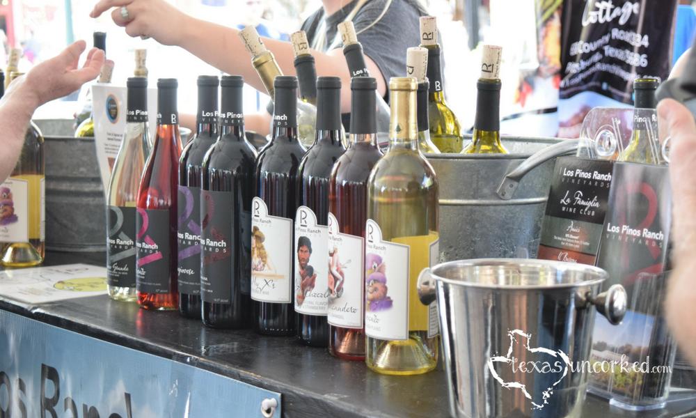 Los Pinos Ranch Texas Wine Events