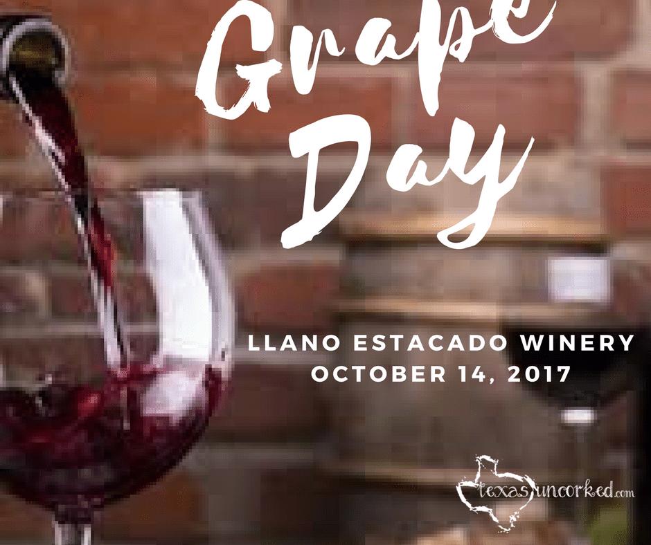 Llano Grape Day