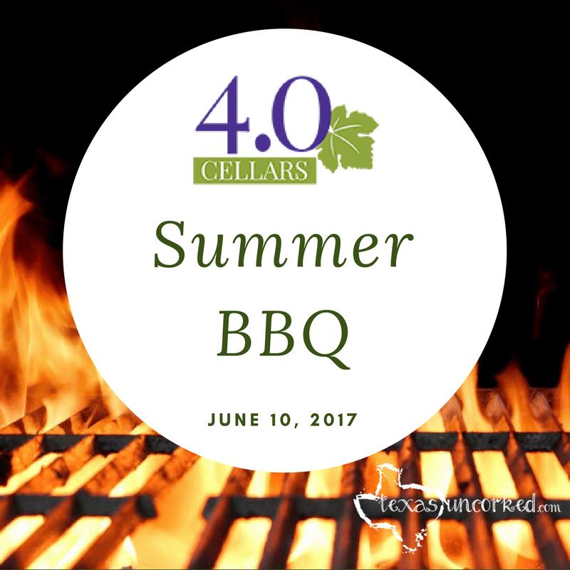 4.0 Summer BBQ