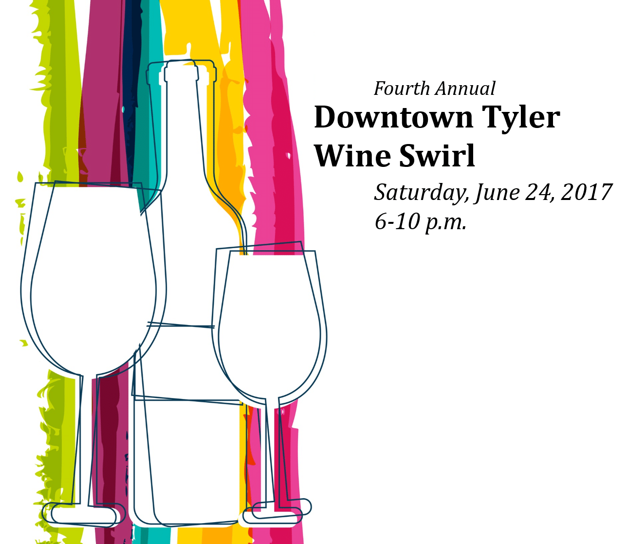 Downtown Tyler Wine and Swirl